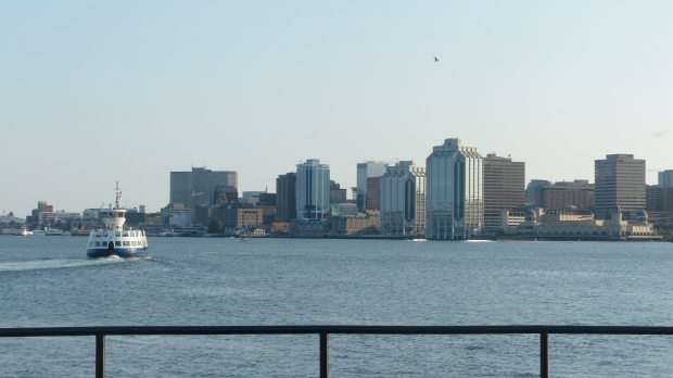 Da drüben - Halifax