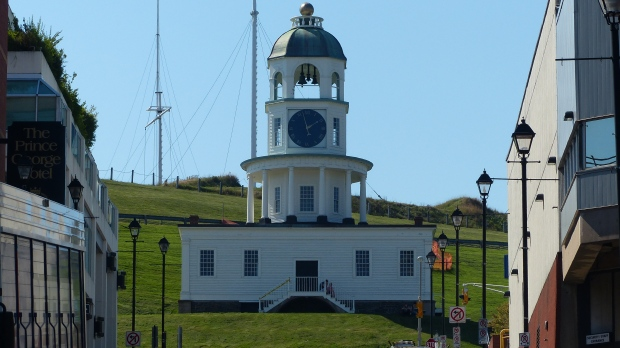 Der historische Glockenturm