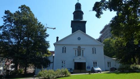 Saint Pauls Cathedral, die erste anglikanische Kirche