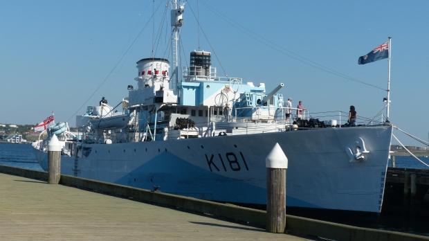 U-Boote jagender Konvoibegleiter