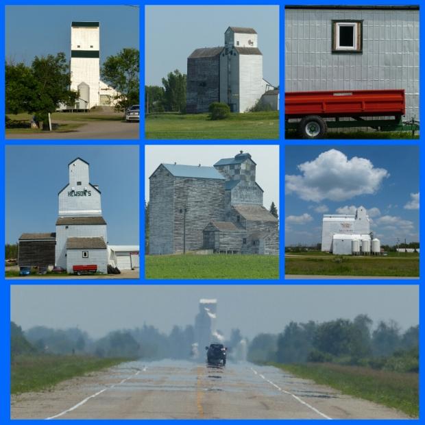 Grain-Elevators, also Verladeanlagen für Getreide sterben immer mehr zuungunsten industrieller Großverladeeinrichtungen aus. Dann sterben auch die Nebenstrecken der Bahn, die nur dafür da sind.