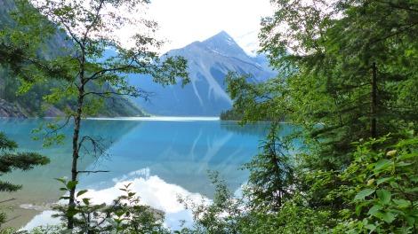 Kinney Lake mit Mt.Roberts