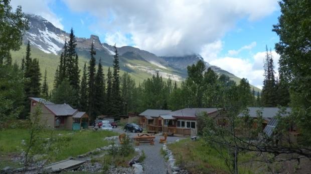 Das Hostel Rampart Creek. Mit Eco-Award.