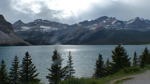 Am Bow Lake