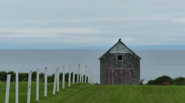Québec liegt am anderen Ufer.