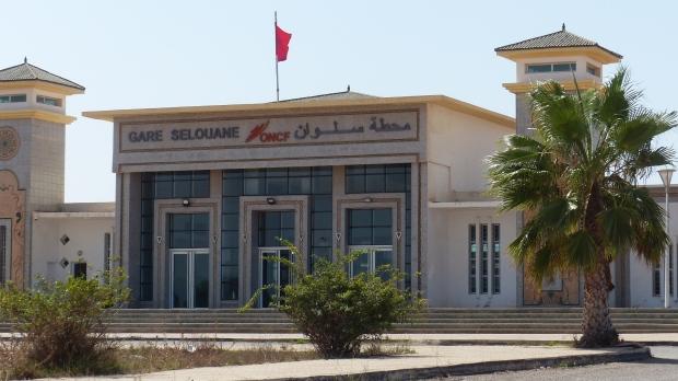 Gare de Selouane