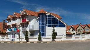 Ein Schulgebäude