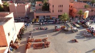 Marktplatz Ouarzazate